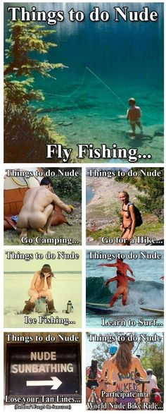 #Nudism Things to do Nude.....