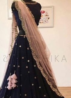 indian lehengas Elegant Indian salwar Click VISIT link above to see Indian Attire, Indian Ethnic Wear, Indian Wedding Outfits, Indian Outfits, Indian Clothes, Indian Weddings, Saris, Indian Lehenga, Lehenga Choli