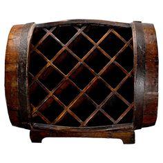 Seven Seas Barrel Wine Rack