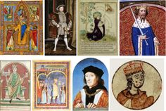 Cheat Sheet to the Medieval Henrys - Medievalists.net