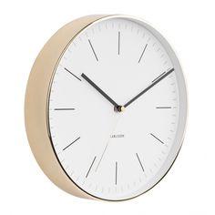 Karlsson Uhren karlsson norman station wanduhr ø 37 5 cm jetzt bestellen unter