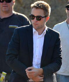 Hollywood star: Robert Pattinson