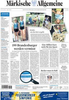 Samstag, 7. Juli 2012 - Die Polizei sucht nach fast 200 Menschen aus Brandenburg » http://www.maerkischeallgemeine.de/cms/beitrag/12356160/62249/Die-Polizei-in-der-Mark-sucht-Kinder-und.html
