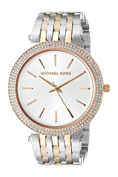 Michael Kors MK3203 Darci (Rose Gold/Silver) Watches - Michael Kors, MK3203 Darci, MK3203, Jewelry Watches General, Watches, Watches, Jewelry, Gift, - Street Fashion And Style Ideas