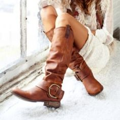 Oh, Steve Madden Ruckuss boots... I'd like to buy you, but I'm trying to save money!