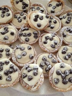 Make these Cannoli Bites. Devour these Cannoli Bites. That is all I have to say. Okay not really all I have to say because these are my dream dessert, I have such a soft spot for Italian