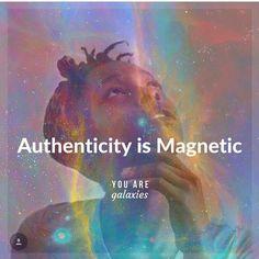authenticity... rare