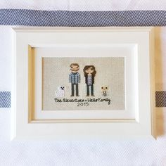 Cotton anniversary gift - add a new leaf each year of marriage ...