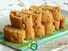 Greek Sweets, Greek Desserts, Greek Recipes, My Recipes, Baking Recipes, Cake Recipes, Greek Bread, Greek Cookies, Biscuit Cookies