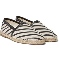 cheap sale 2015 new sale pay with visa Dolce & Gabbana Striped Espadrille Flats cheap sale hot sale outlet with paypal order online CCSgjmA