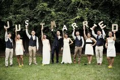 This is cute and different!! -repinned from Los Angeles County, CA officiant https://OfficiantGuy.com