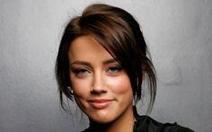 Hair color! Amber Heard