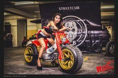 Street Cub. #streetcub #honda #scb