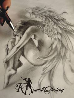 #angel##tattoo# #tatuaż elbląg# #elbląg# # kawał cholery#