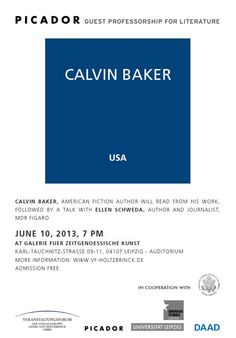 Calvin Baker zu Gast in Leipzig!