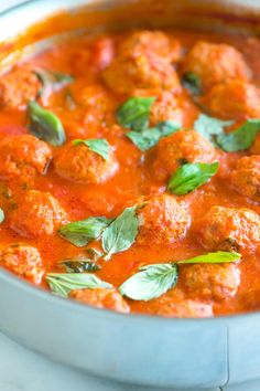 How to Make the Best Turkey Meatballs
