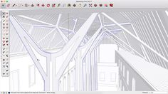 When I consider all the software programs that I've had to learn in order to practice architecture, the one that I always think fondly of is SketchUp.