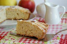 Torta di mele e yogurt,una ricetta facile,ma si sa che spesso le cose semplici sono le migliori.Una torta veloce da preparare con pochi ingredienti semplici