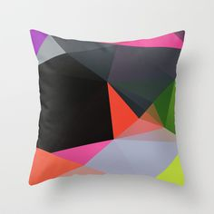 1970+Throw+Pillow+by+Three+Of+The+Possessed+-+$20.00