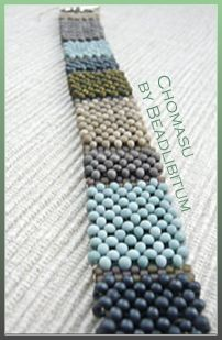 Chomasu - free PDF. #Seed #Bead #Tutorials