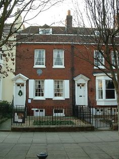 Charles Dickens was born in this house, 393 Old Commercial Road, Portsmouth (formerly known as 1 Mile End Terrace) on 7th February 1812.