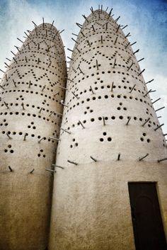 Katara Pigeon Towers