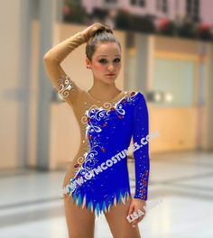 Masterclass    RG  Leotard  competition  rhythmic by Gymcostumes