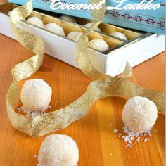 Coconut Laddoo   Diwali Recipes