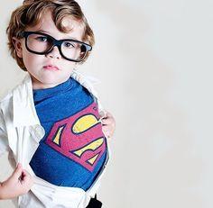 clark kent (superman) kid