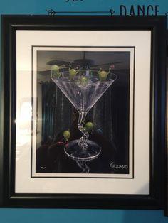 Michael Godard Lithograph - Olives Gone Wild - Ltd Ed    eBay