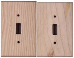 10 Easy Pieces: Switch Plate Covers: Remodelista #WashParkFav