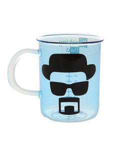 """Breaking Bad Beaker Mug 