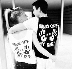 20 Cute Matching Outfits for Couples-Boyfriend Girlfriends Cute Couple Shirts, Cute Shirts, Bff Shirts, Girl Shirts, Disney Shirts, Funny Shirts, Cute Relationships, Relationship Goals, Relationship Shirts