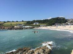 Swanpool Beach, Falmouth. Beautiful Scenery, Beautiful Beaches, Falmouth Cornwall, Kingdom Of Great Britain, Places Of Interest, England Uk, British Isles, My Happy Place, Devon