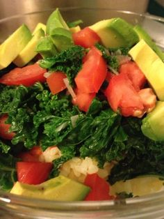 366 Meals We Made: #288 Kale Bowl