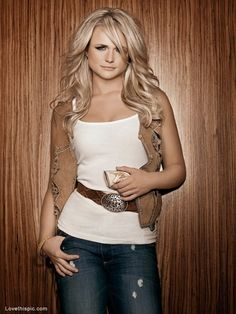 Miranda Lambert. I love how she speaks her mind and also is very protective over animals. Just everything she's done outside of music has been amazing along with her songs. She's one of my fave country artists out now. And woot, fellow Scorpio!