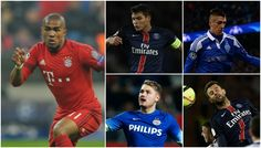 Champions League Fans' Top 5: Douglas Costa stars for...: Champions League Fans' Top 5: Douglas Costa stars for Bayern Munich,… #Juventus