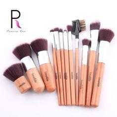$4.95 (Buy here: https://alitems.com/g/1e8d114494ebda23ff8b16525dc3e8/?i=5&ulp=https%3A%2F%2Fwww.aliexpress.com%2Fitem%2F12pcs-Bamboo-Makeup-Brush-Set-Brushes-Hair-Foundation-Blush-Powder-Contour-Eyeshadow-Eyebrow-Lipstick-Blending-Brush%2F32683691458.html ) Princess Rose Professional 12pcs Bamboo Makeup Brushes Make Up Brush Set + Bag Kit Pinceis Pincel Maquiagem Brochas Maquillaje for just $4.95