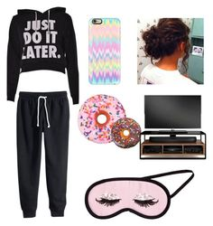"""""""Lazy day outfit"""" by meganbetke on Polyvore"""