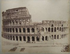 Colosseo 1880