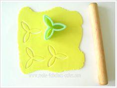 Gum Paste Daffodil Tutorial
