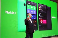 New Nokia X, Nokia X+ and Nokia XL launched at MWC 2014. Check the first look and specifications for Nokia XL.