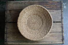 vintage basket by littlebyrdvintage on Etsy