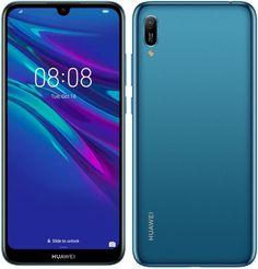 Κινητο Huawei Y6 2019 32gb 2GB Dual SIM Blue GR - Κινητο τηλεφωνο (TEL.092194) Galaxy Phone, Samsung Galaxy, Dual Sim, Sims, Smartphone, Blue, Mantle, The Sims