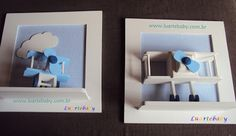 Luartebaby Decoração Infantil: Quadro decorativo