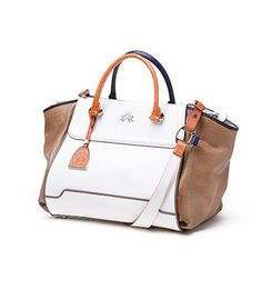 The kind of bag a lady deserves! - Get it at your nearest La Martina store.