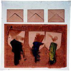 3 Standard Envelopes-Ed Rouscha