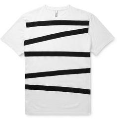 Neil BarrettPrinted Cotton-Jersey T-Shirt