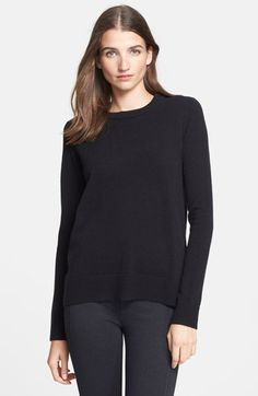 Vince Cashmere Crewneck Sweater available at #Nordstrom