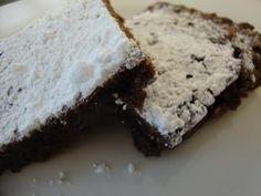 Irish Cream Brownies with Heath